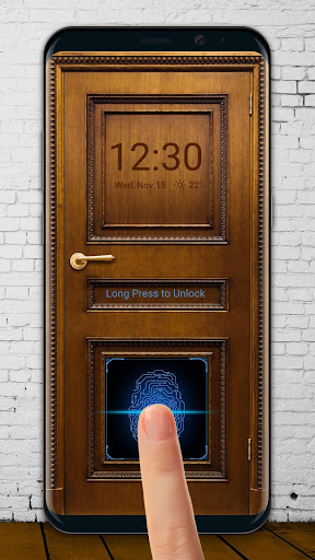 Open the door lock screen 9.2.0.1832_master screenshots 1