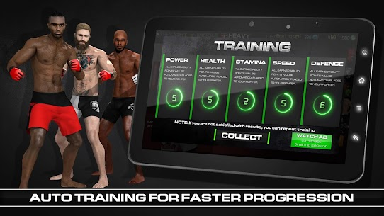 MMA Fighting Clash Apk Latest Version Download For Android 6