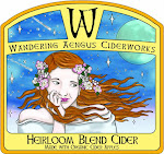 Logo of Wandering Aengus Pommeau Apple Dessert Wine