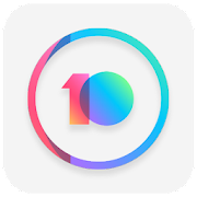 MIUI 10 Pixels - icon pack