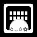 Emoticon and Emoji Keyboard icon