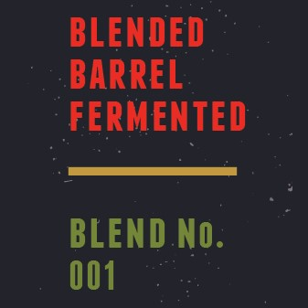 Logo of Virginia Beer Co. Barrel Blend No. 001