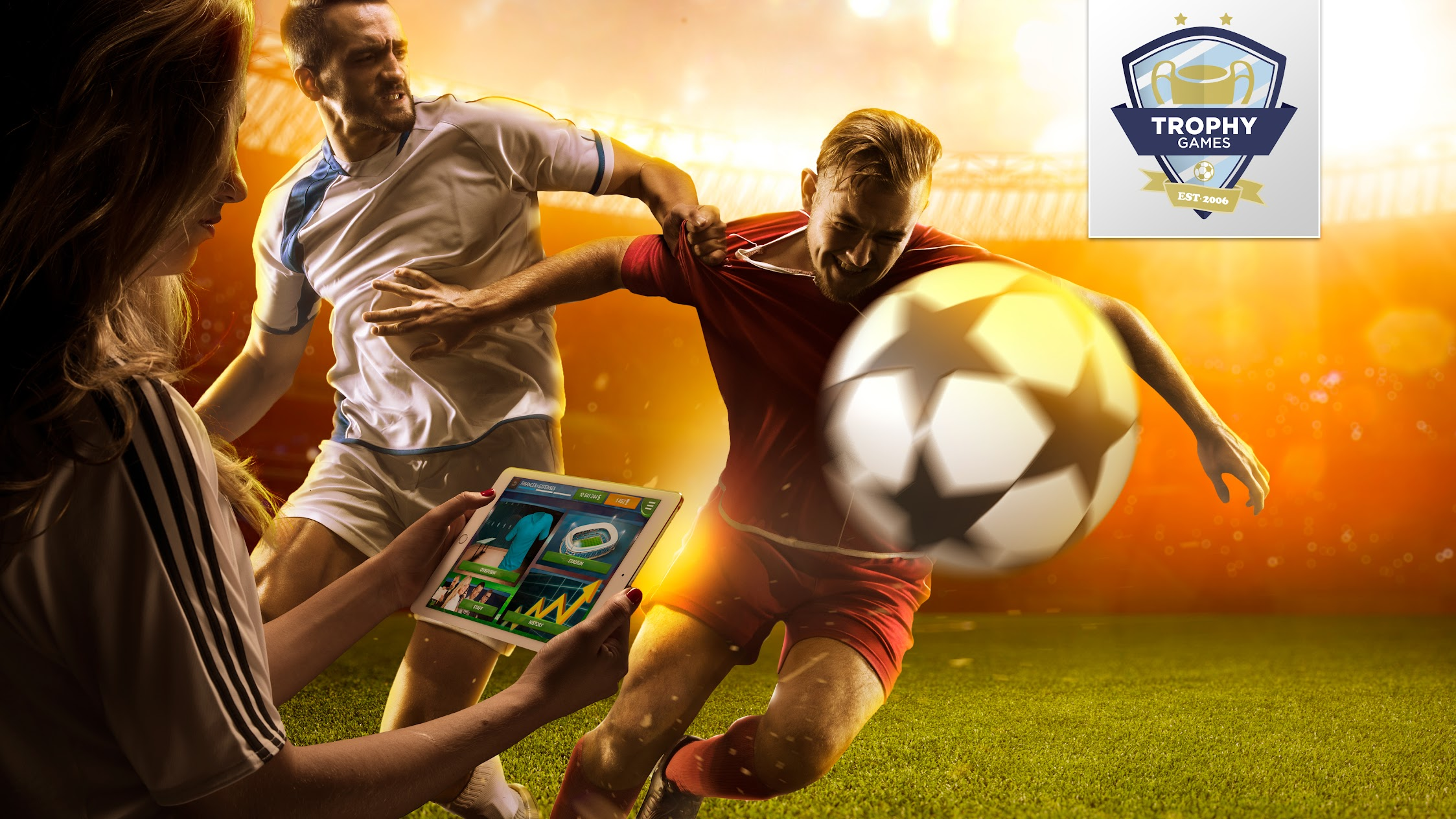 Trophy Games - Football Manager Game Makers