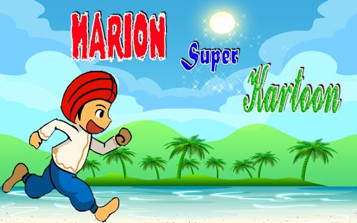 Super Dario's world Kartoon