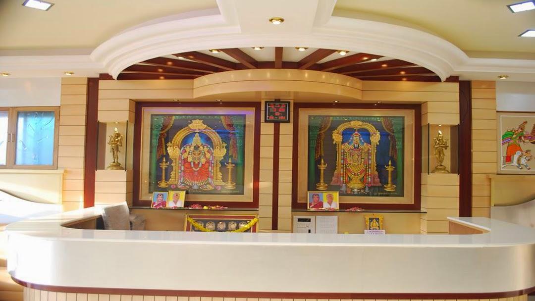 HOTEL NEW RAMNATH - Hotel in Thanjavur