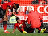 Manchester United victime d'un coup du sort rarissime contre Liverpool