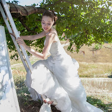 Wedding photographer Olga Smirnova (olkin). Photo of 03.08.2014