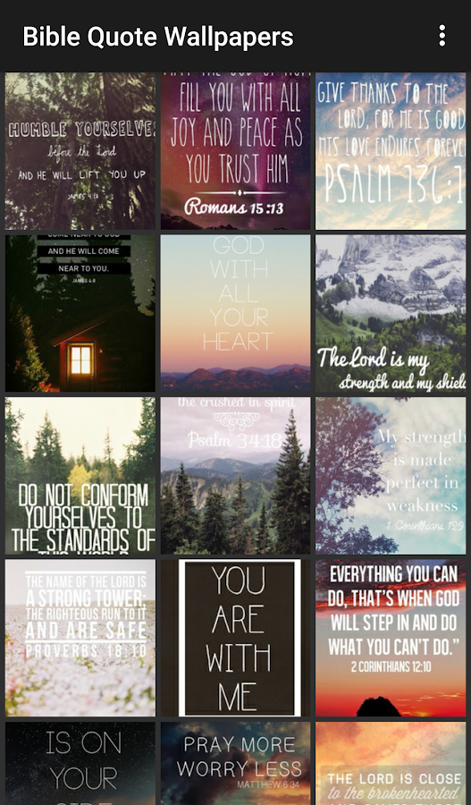 Bible Quote Wallpapers- screenshot