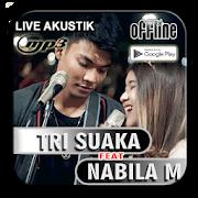 Tri Suaka ft Nabila Mp3 Offline