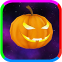 Halloween games: Candy and Pumpkin Hunter in town icon