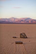 Photo: Flatline - Racetrack Playa, Death Valley, CA