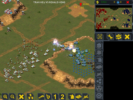 RedSun RTS: Strategy PvP  screenshots 10