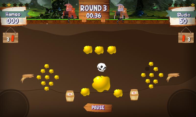 gold miner multiplayer