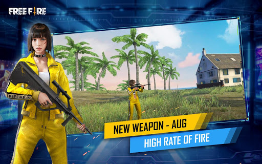 Garena Free Fire: 3volution filehippodl screenshot 14