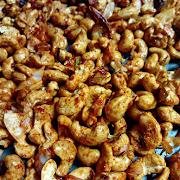 Tom Yum Seasoned Cashews