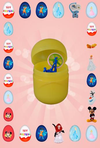 Surprise Eggs для планшетов на Android