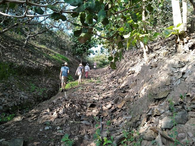 タイの山歩き