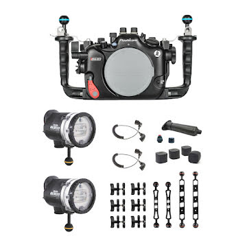 NAUTICAM SONY A1 PACKAGE