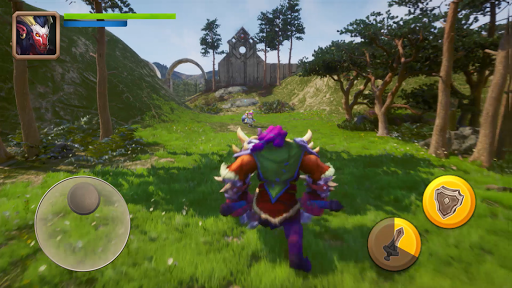 Legends Magic: Juggernaut Wars - raid RPG games filehippodl screenshot 9