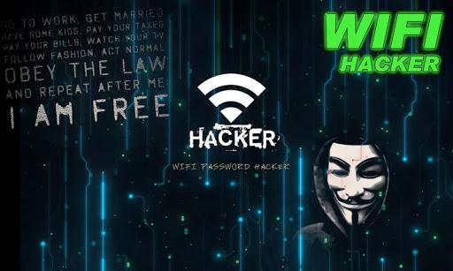 Wifi Password Hacker Prank screenshot 5