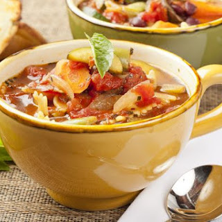 Slow Cooked Minestrone
