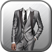 Man Fashion Suit Photo Editor