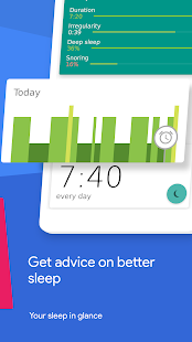 App Sleep as Android 💤 Sleep cycle smart alarm APK for Windows Phone