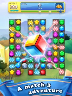 Jewel Blast™ - Match 3 games Screenshot