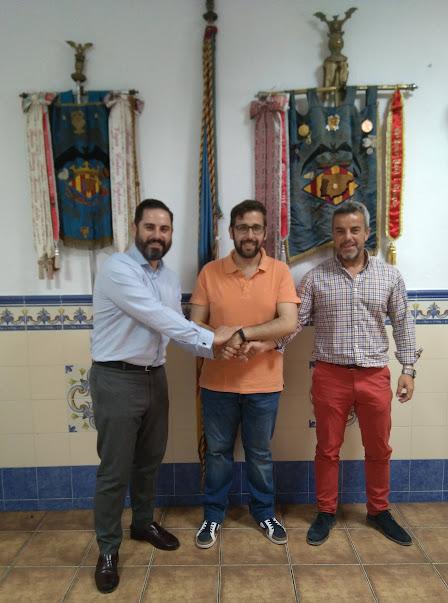La Falla Plaza de España contrata a Paco Mesado y Jaume Torrent para las fallas de 2019