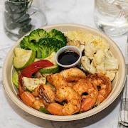 Grilled Shrimp Bowl