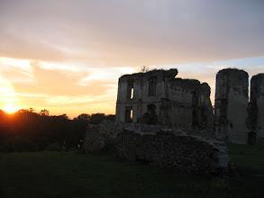 Photo: Ruina z Bodzentyna