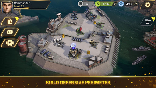 Code Triche War Strike: Gunship Assault APK MOD (Astuce) screenshots 3