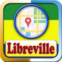 Libreville City Maps and Direction icon