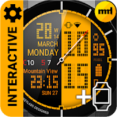 Watch Face Pixel