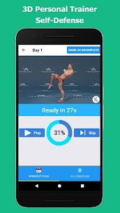 Kickboxing – Fitness and Self Defense v1.0.7 [MOD Platinum] APK 3