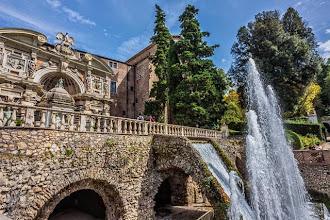 Photo: The Organ Fountain (Fontana dell'Organo) in Villa d'Este in Tivoli, Lazio, Italy