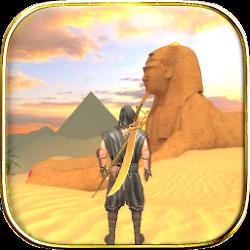 Ninja Samurai Assassin Hero III Egypt