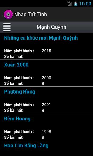 Nhạc Trữ Tình Nhạc Trịnh