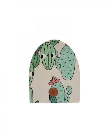 Dear Sophie Green Cactus Beanie
