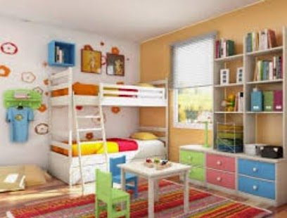 Children Bedroom - náhled