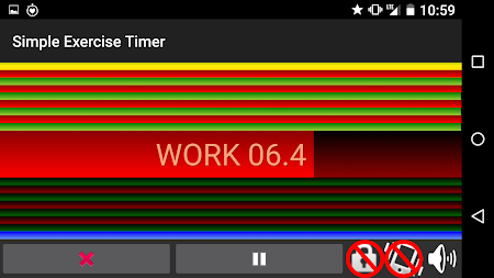 Simple Exercise Timer 1.0.1 screenshot 166542