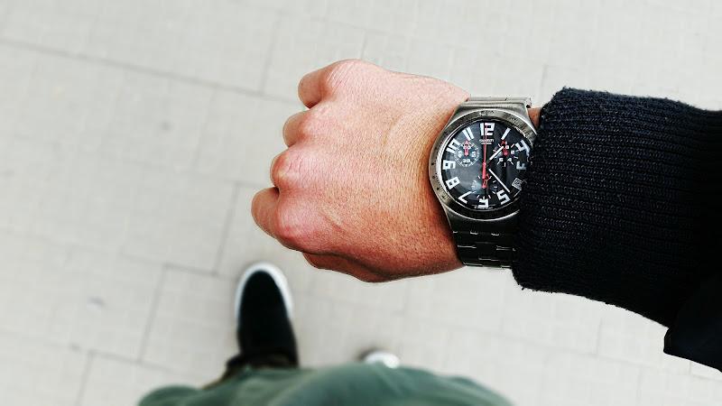 Swatch ! di joy.max