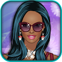 Fashion Сelebrity: Dress Up icon
