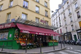 Photo: lieu de tournage du film Amélie Poulain