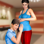 Virtual Pregnant Mom: Family Simulator 1.0