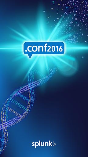 Splunk .conf2016