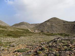 Photo: 20.Lakkos Mygerou ze schronem górskim.