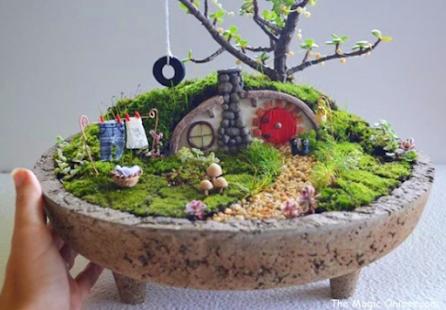 fairy garden design ideas screenshot thumbnail - Fairy Garden Design Ideas