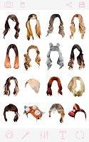 screenshot of Hairstyle 2019