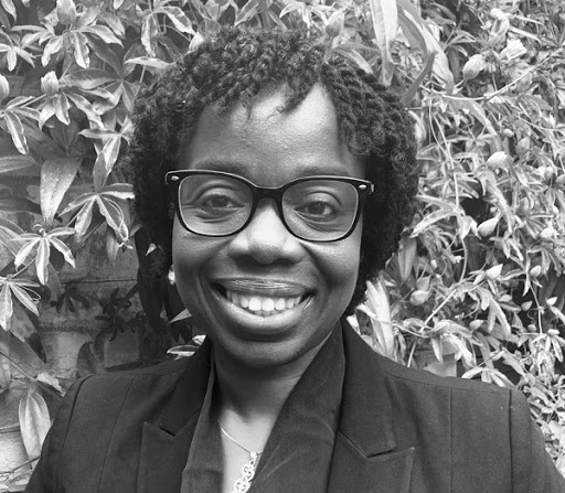 Mavis Owusu-Gyamfi, newly appointed executive vice president of ACET.